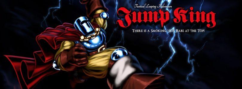 Jump King – Knallharter Platformer für PS4, XBox One & Nintendo Switch erschienen