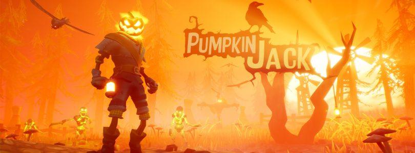 Pumpkin Jack – Neues Action-Adventure für PC und Konsolen angekündigt