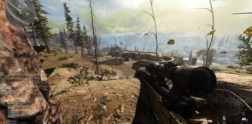 Call of Duty Warzone – Solo-Modus ab sofort verfügbar