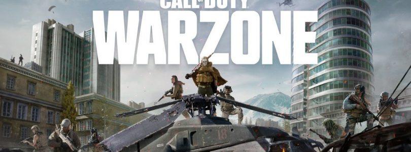 Call of Duty Warzone – Unsere ersten Eindrücke zum Battle Royale-Shooter