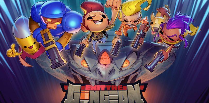 Exit the Gungeon nun auch für Steam und Nintendo Switch erhältlich