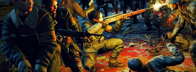 Zombie Army Trilogy – Launch-Trailer zur Nintendo Switch-Version