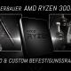 der8auer präsentiert den RYZEN 3000 OC Befestigungsrahmen für Wasserkühlungen