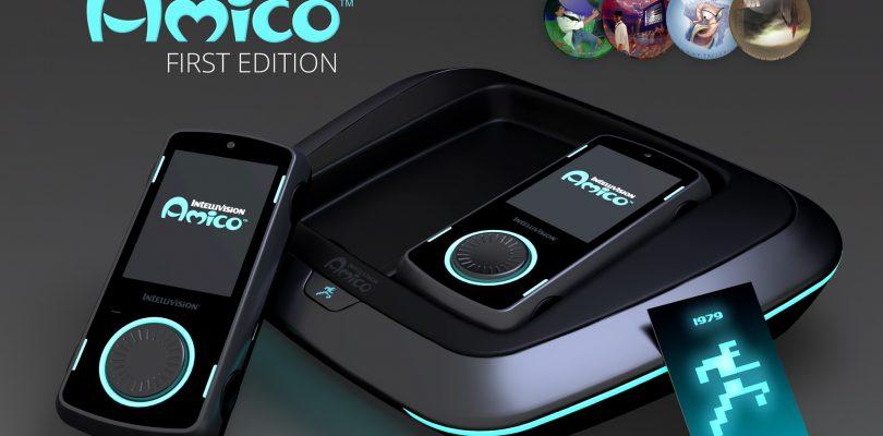 Amico First Edition erscheint am 30. April via Media Markt und Saturn
