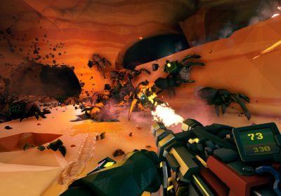 Test: Deep Rock Galactic – Schießende Koop-Zwerge