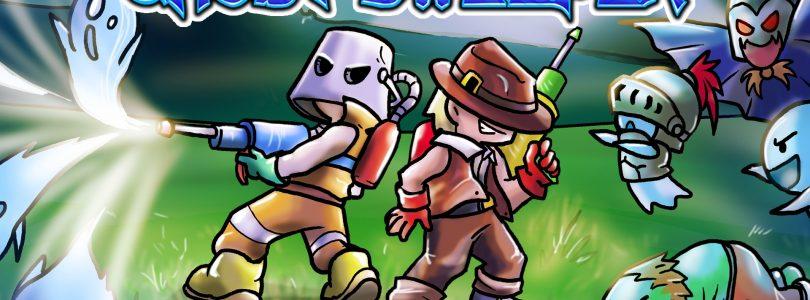 Ghost Sweeper – Puzzle-Platformer erscheint am 28. April für XBox One