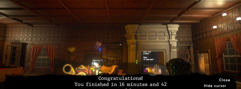 Preview – Mad Experiences: Escape Room – Gemeinsam rätselt es sich am besten