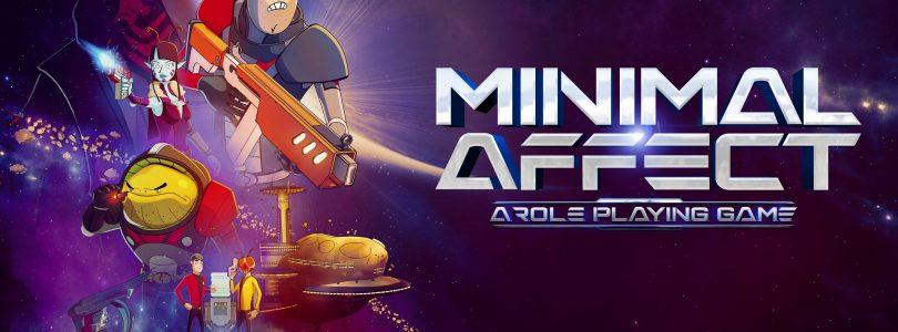 Minimal Affect – Humorvolles Sci-Fi-RPG angekündigt