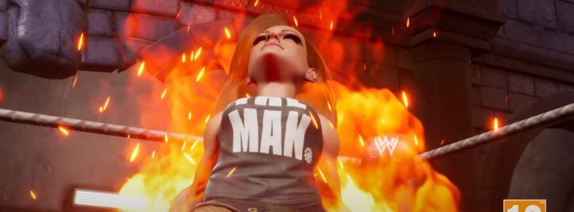 WWE 2K Battlegrounds – Erster Teaser veröffentlicht