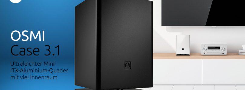 HGC OSMI 3 – Der Mini-ITX-Cube im Detail