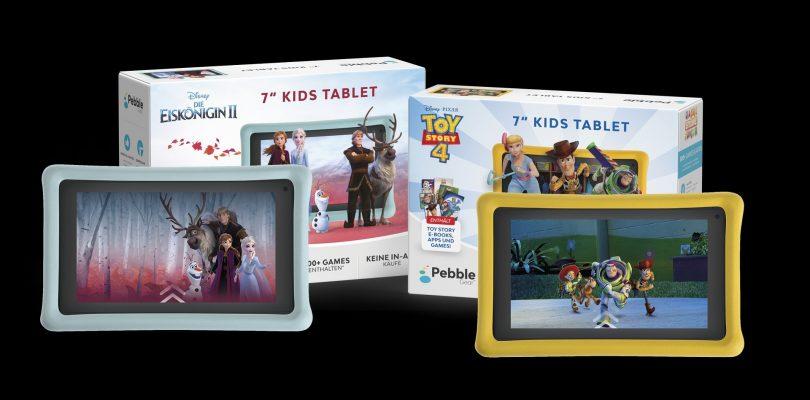 Pebble Gear Kids Tablets startet in den Handel
