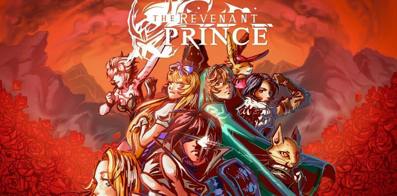The Revenant Prince – Erstes Entwicklervideo zum Old School-RPG veröffentlicht