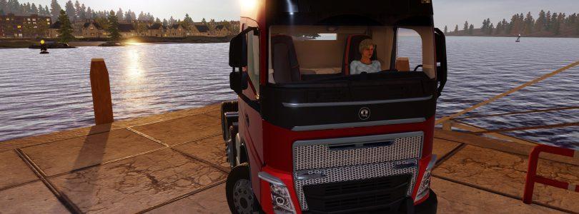 """Truck Driver – DLC """"Lackierungen"""" veröffentlicht"""