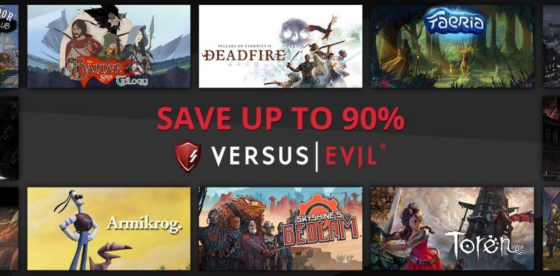 Kurznews – Versus Evil startet Steam-Sale