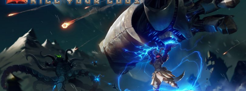 Almighty: Kill Your Gods – Neues Third Person Action-RPG angekündigt