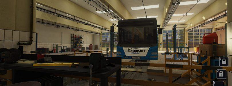 Test: Bus Mechanic Simulator – Reparieren, tüfteln und lösen