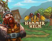 HammerHelm – Städtebau-RPG startet seinen vollständigen Release