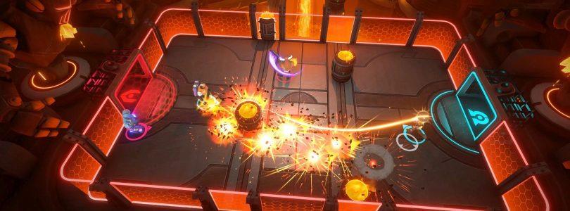 "Testcheck: HyperBrawl Tournament – Das ""Mini Rocket League"" auf dem Prüfstand"