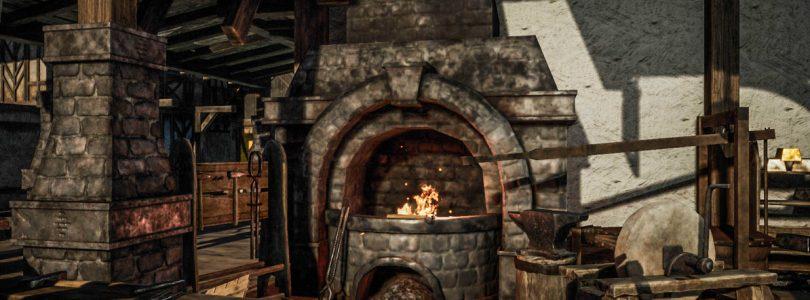 Ironsmith Medieval Simulator – Demo veröffentlicht, Early Access Start in Q3
