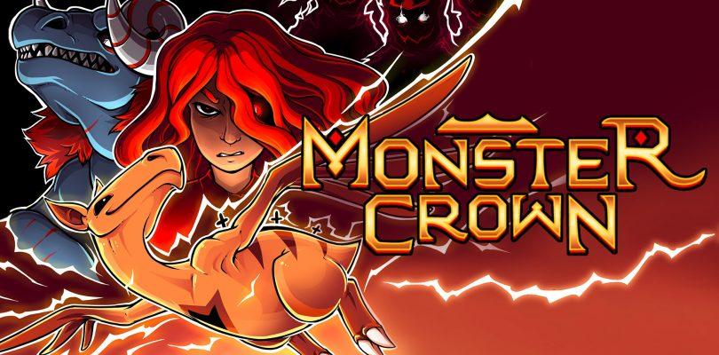 Monster Crown erscheint am 12. Oktober für PC und Konsolen