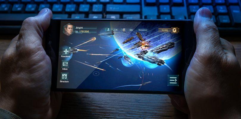 Stellaris Galaxy Command – Strategiespiel für Android und iOS veröffentlicht