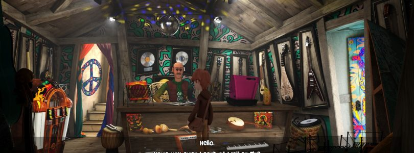 Willy Morgan and the Curse of Bone Town – Neues Point and Click-Adventure angekündigt