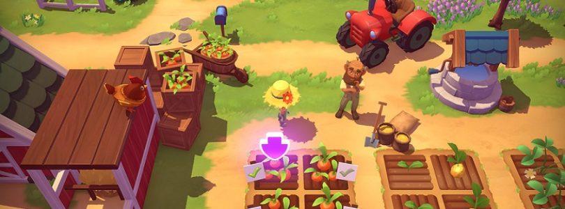 Big Farm Story – Im Spätsommer wird der Traktor gestartet