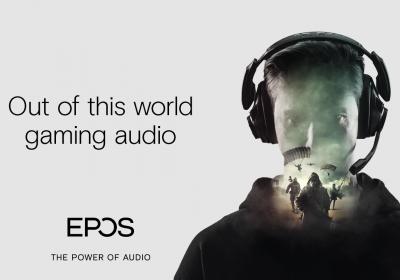 EPOS strebt nach der Weltherrschaft im Bereich Gaming-Audio