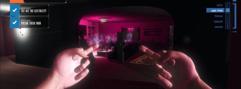 Party Crasher Simulator für PC und Konsolen angekündigt