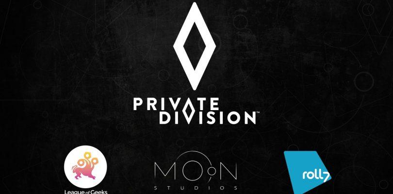 Private Division arbeitet zukünftig mit den Moon Studios, League of Geeks und Roll7