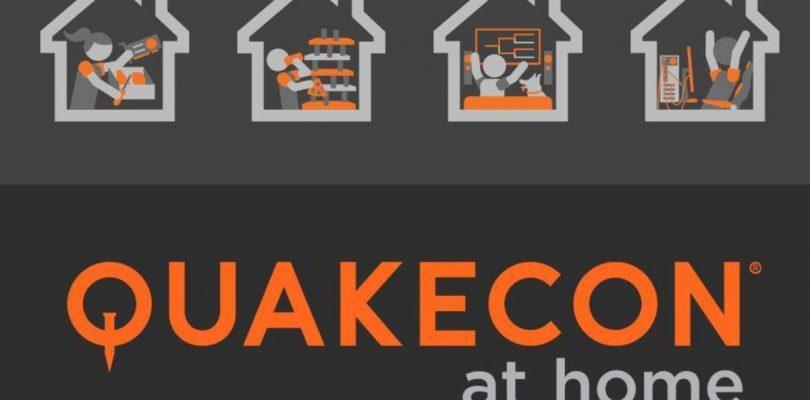 QuakeCon at Home & Bethesda Mainstream – Das Programm im Detail