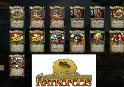 Preview: Ratropolis – Tower Defense trifft Sammelkarten