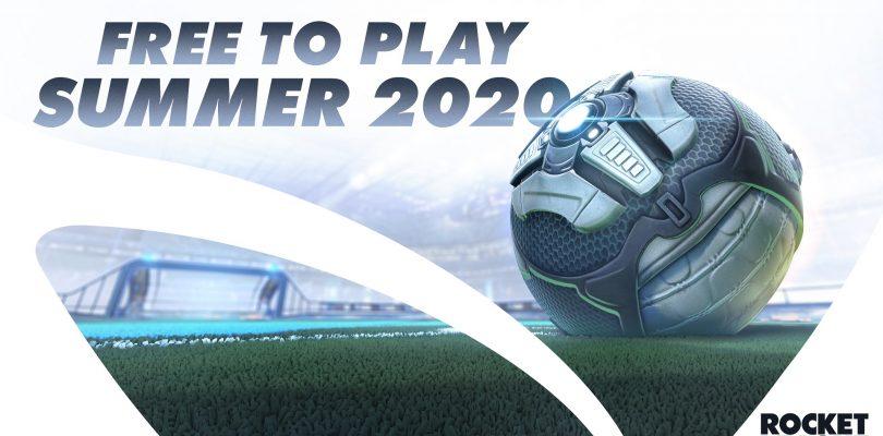 Rocket League – Free2Play-Umstellung startet am 23. September