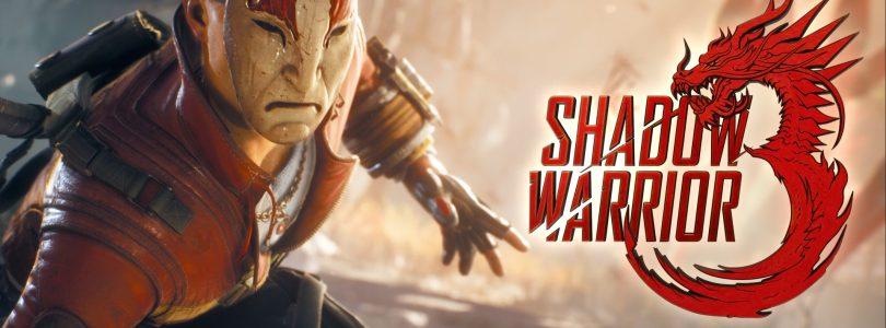 Shadow Warrior 3 offiziell angekündigt, Gameplay folgt am 11. Juli