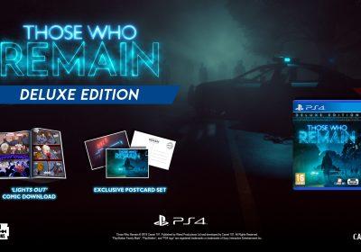 Those Who Remain – Deluxe Edition für PS4 und PC verfügbar