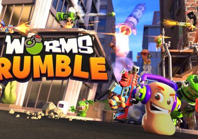 Preview: Worms Rumble – Ein Multiplayer-Shooter?