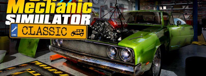 Car Mechanic Simulator ist als Classic-Version für XBox One erschienen