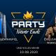 """Caseking feiert Online-Event """"The Party Never Ends"""""""