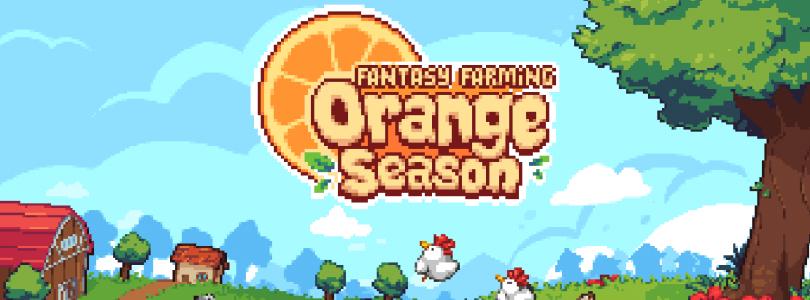 Fantasy Farming: Orange Season – Early Access-Update bringt neue Features