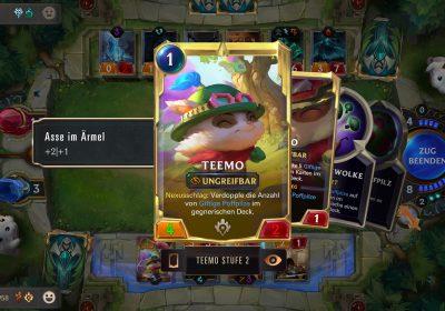 Testcheck: Legends of Runeterra – Ist ein neues Sammelkartenspiel notwendig?