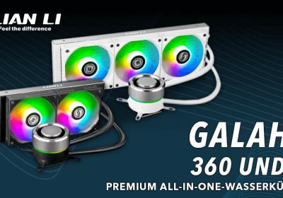 Lian Li GALAHAD – Die Premium AiO-Wasserkühlung im Detail