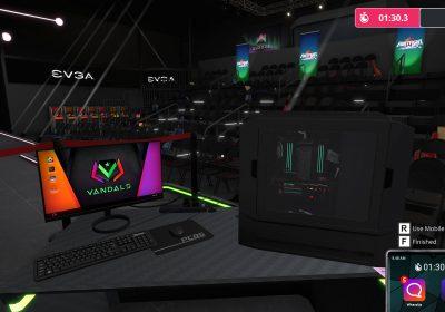 DLC-Test: E-Sport Erweiterung für den PC Building Simulator