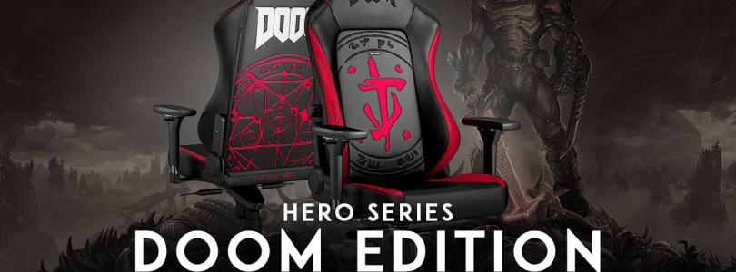 noblechairs HERO Series – Die Doom Edition im Detail