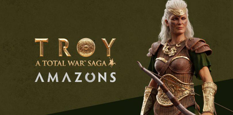 """A Total War Saga: TROY – """"Amazons""""-DLC bis 08. Oktober kostenlos abgreifen"""