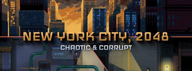 """Disjunction – """"Pixel-Cyberpunk"""" erscheint am 28. Januar"""