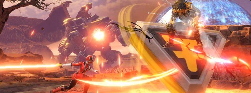 Power Rangers- Ryu und Chun-Li aus Street Fighter schauen vorbei