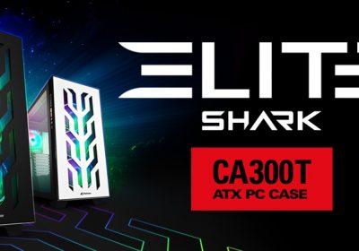 Sharkoon ELITE SHARK CA300T – Das Gaming-Gehäuse im Detail