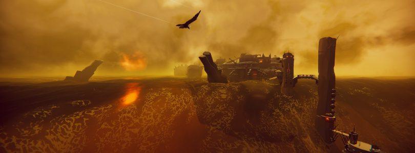 Preview: The Falconeer – Entspannte aber actionreiche Luftkämpfe