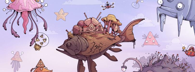 Tohu – Märchenhaftes Adventure startet seinen Release für PC und Konsolen