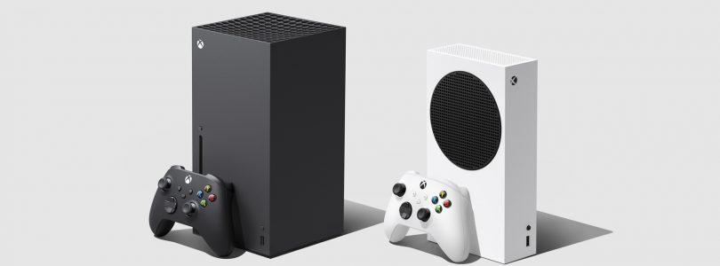 Xbox Series X und Series S erscheinen am 10. November